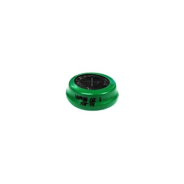 Pila botón NiMH 80 mAh - 1,2V - Evergreen