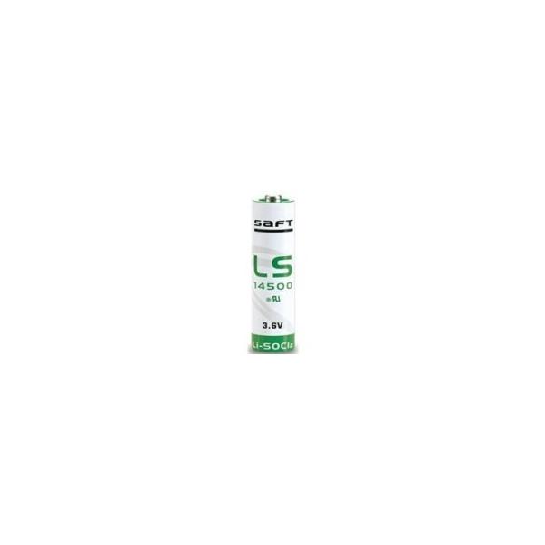 Pile lithium LS 14500 AA - 3,6V - Saft
