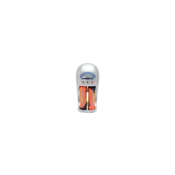 Cargador de batería pilas AA/AAA recargables de NiMH