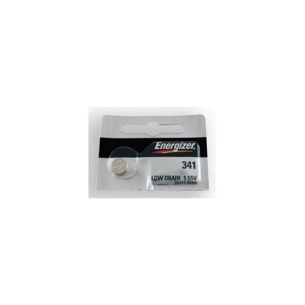 Pile bouton SR714 / 341 - 1,55V - oxyde d'argent - Energizer