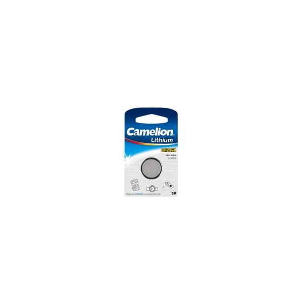 Pile bouton lithium CR2320 - 3V