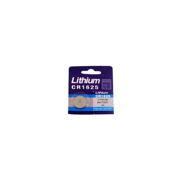 Pila botón litio CR1625 - 3V - Evergreen