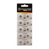 AG3 10 pila botón alcalina AG3 / LR41 / 392 1,5V Cellectron