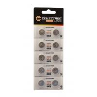 AG12 10 pila botón alcalina AG12 / LR43  / 386 1,5V Cellectron