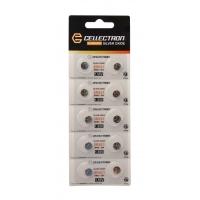 SR621 10 Pila botón Óxido de plata SR621 / SR60 / 364 1,55V Cellectron