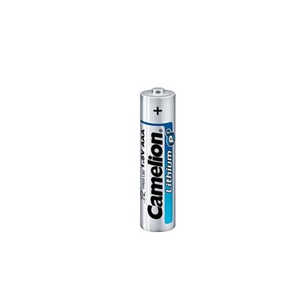 Pilas lithium FR3 / AAA - 1,5V