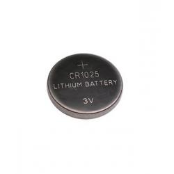 Pile bouton lithium CR1025 - 3V - Maxell