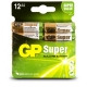 Pilas alcalina 12 x AA / LR6 1.5 V - GP Battery