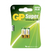 Pilas alcalina 2 x N / LR01 SUPER - 1,5V - GP Battery