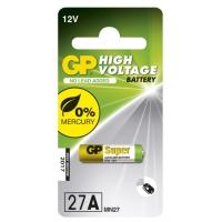 Pilas alcalina 1 x 27A / MN27 - 12V - GP Battery