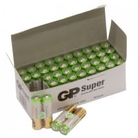 Pilas alcalina 2 x AA / LR6 SUPER - 1,5V - GP Battery