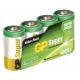 Pilas alcalina 4 x C / LR14 SUPER - 1,5V - GP Battery