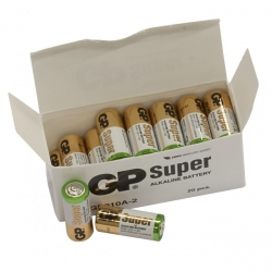 Pilas alcalina 1 x N / LR01 SUPER - 1,5V - GP Battery