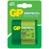 Pila salina 1 X 3R12 - 4,5V - GREENCELL - GP Battery