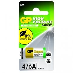 Pila alcalina 1 x GP 476A / 4LR44 / A544 / PX28A - 6V - GP Battery