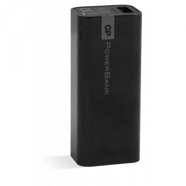 Batería portátil Yolo GP 1C02A 2600mAh In 1A / Out 1A / Li-Ion, negro