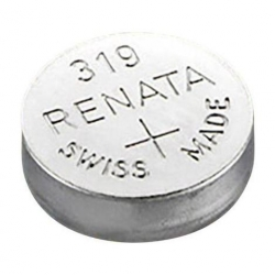 Pila botón SR64 / 319 - 1,55V - Óxido de plata- Renata