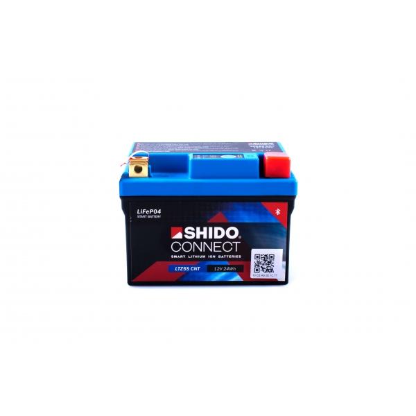 Batería Shido connect LTZ5S