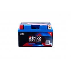 Batería Shido connect LTZ12S