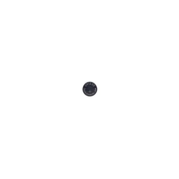 Pila botón litio CR1220 - 3V