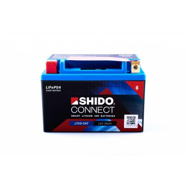 Batería Shido connect LTX9