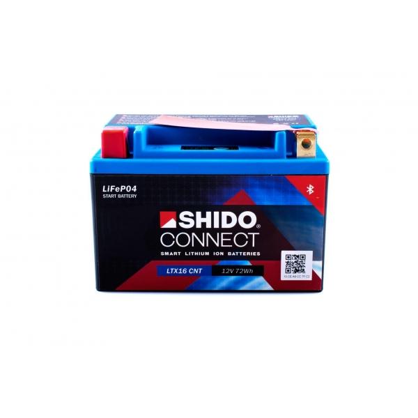 Batería Shido connect LTX16