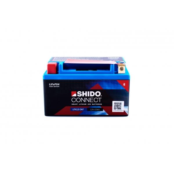 Batería Shido connect LTX12