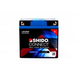 Batería Shido connect LIX30 Q