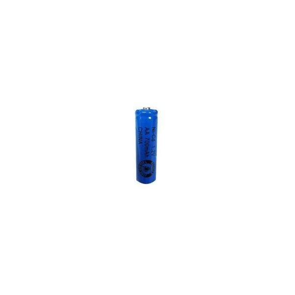 Pila NiCD AA 700 mAh - 1,2V - Evergreen