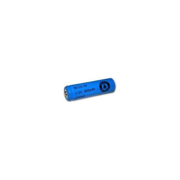 Pila NiCD AA 800 mAh - 1,2V - Evergreen