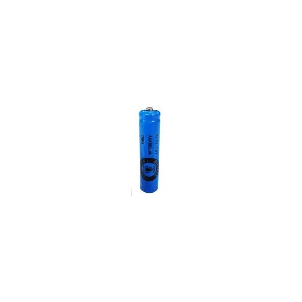 Pila NiCD AAA 300 mAh - 1,2V - Evergreen