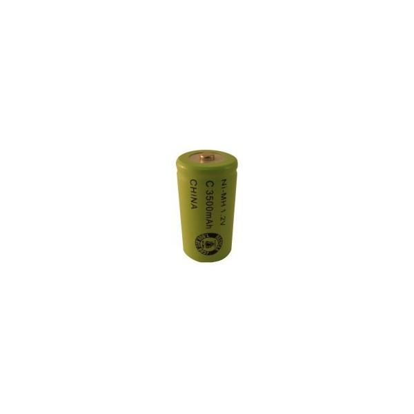 Pila NiMH C 3500 mAh - 1,2V - Evergreen